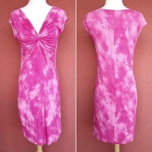 Michael Kors Tie Dye Midi Dress